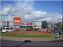 NO3700 : Riverside Road, Leven by Richard Webb