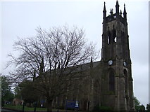 SJ9398 : St Peter's Church, Ashton Under Lyne by JThomas