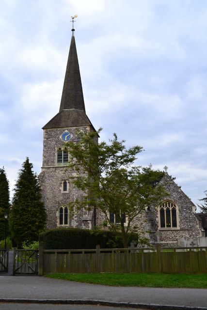 St. Nicholas' Church, Chislehurst