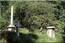 TQ2887 : Highgate cemetery by Christopher Hilton