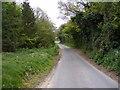 TM4089 : Church Road near the footpath  to Lodge Farm Lane by Adrian Cable