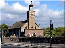 SD4520 : St Mary's Church, Tarleton by John H Darch