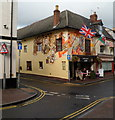 SO6024 : JD's Cafe, Bar and Jacqueline's, Ross-on-Wye by Jaggery