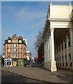SK5740 : Nottingham, NG1 by David Hallam-Jones