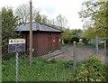 SO3014 : Penyfal Pumping Station, Abergavenny by Jaggery