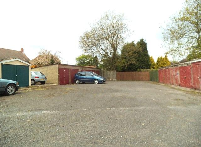Pointon Close Car Parking