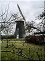 TL5764 : Swaffham Prior Mill by Kim Fyson