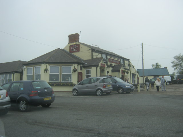The Copt Hill in Seaham Road, Houghton-le-Spring