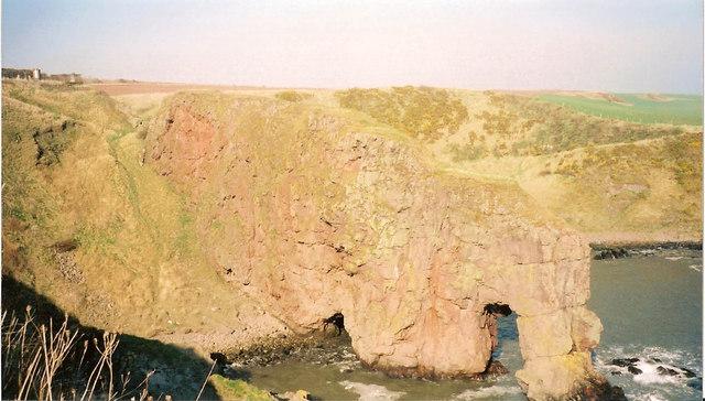 Rock of St Skae