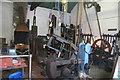 SJ8333 : Mill Meece Pumping Station - workshop by Chris Allen