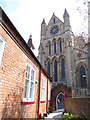 TA0339 : Beverley Minster, North Transept by Stephen Craven