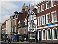 TA0339 : North Bar Within, Beverley by Stephen Craven