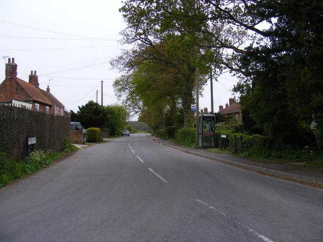 Redisham Road, Ringsfield Corner