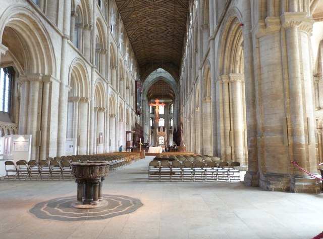The Nave, Peterborough Cathedral