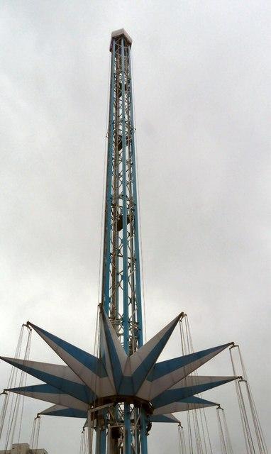 Top of the Starflyer