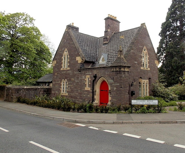 Sycamore Avenue Lodge, Abergavenny