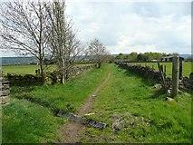 SE0721 : Elland Bridleway 43 by Humphrey Bolton