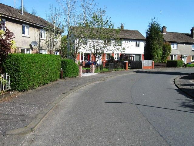 Craigielinn Avenue