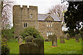 NU1908 : Shilbottle pele tower by Mike Searle