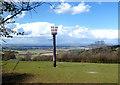 SU7093 : Millennium Beacon on Watlington Hill by Des Blenkinsopp