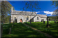 NT9910 : St Michael's church, Alnham by Mike Searle