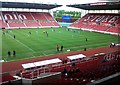 SJ8843 : Britannia Stadium by Anthony Parkes