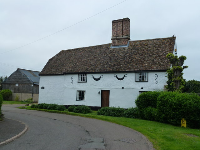 Manor Farm House in Wistow, Cambridgeshire