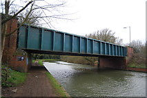 TL3706 : Nazeing Road Bridge, Lea Navigation by N Chadwick