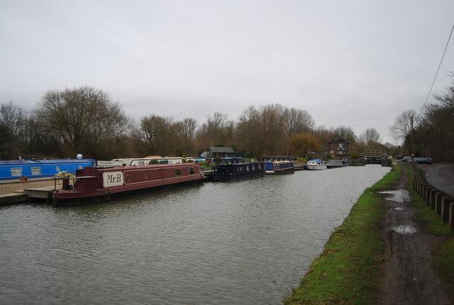 Moorings, Lea Navigation