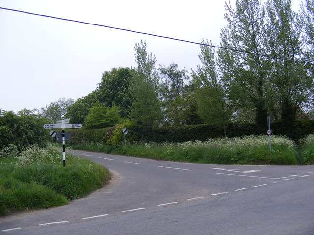 Easton Way junction