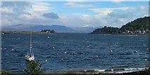 NM8529 : Oban Bay by Steve  Fareham