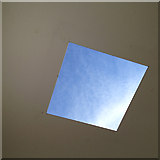 SE2812 : James Turrell: Deer Shelter Skyspace, 2006, Yorkshire Sculpture Park by Robin Stott