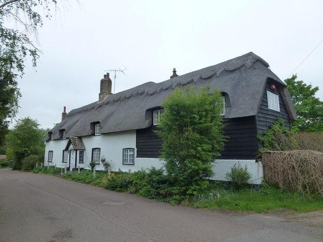 Porch House, Manor Street, Wistow