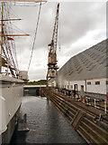 TQ7569 : Chatham Historic Dockyard by David Dixon