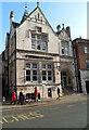 SO5039 : Grade II listed former Broad Street post office, Hereford by Jaggery