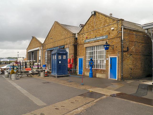 Kent Police Museum, Chatham Dockyard