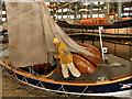 TQ7569 : RNLI Historic Lifeboat Collection, Chatham Dockyard by David Dixon