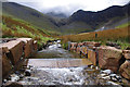 NY2021 : Weir, Coledale Beck by Ian Taylor