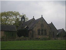 SK2566 : St Katherine's Church, Rowsley by John Slater