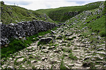SD8965 : Pennine Way at Comb Hill by Kim Fyson