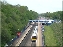 TQ0088 : Gerrards Cross station by Rod Allday