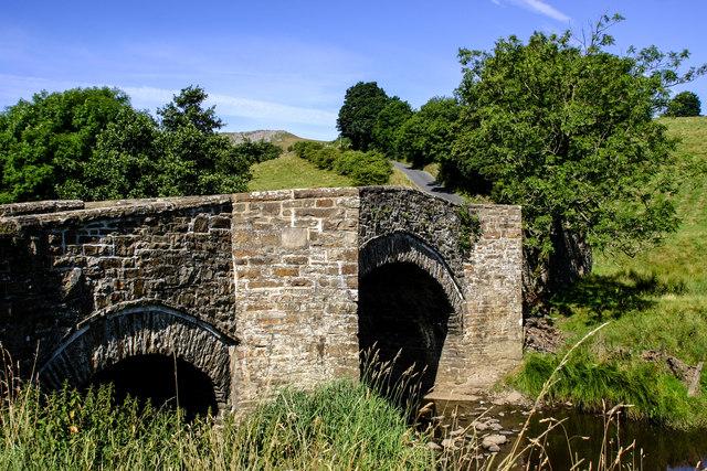 Semer Water Bridge
