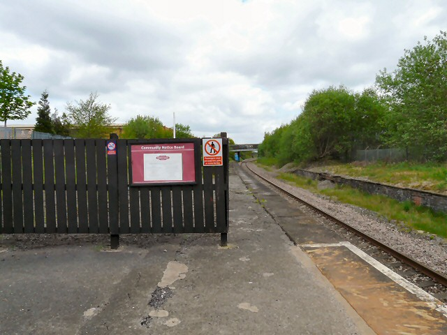 Reddish South Station