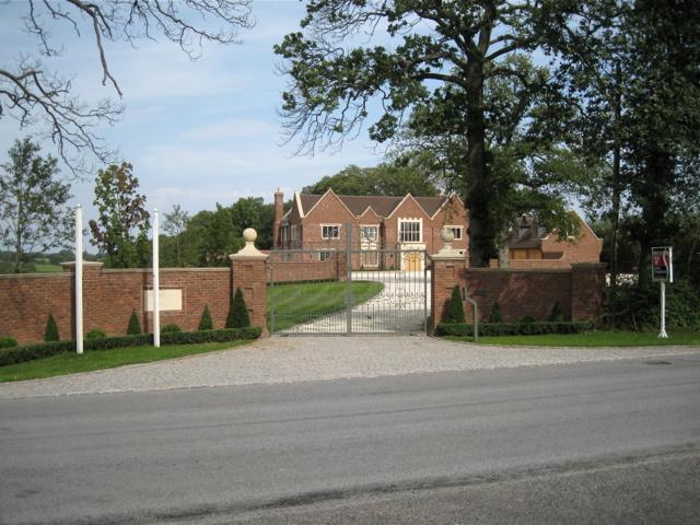 For sale: self-styled Oldberrow Hall
