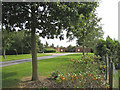 SP1068 : Manicured approach to Oldberrow Hill Farm by Robin Stott