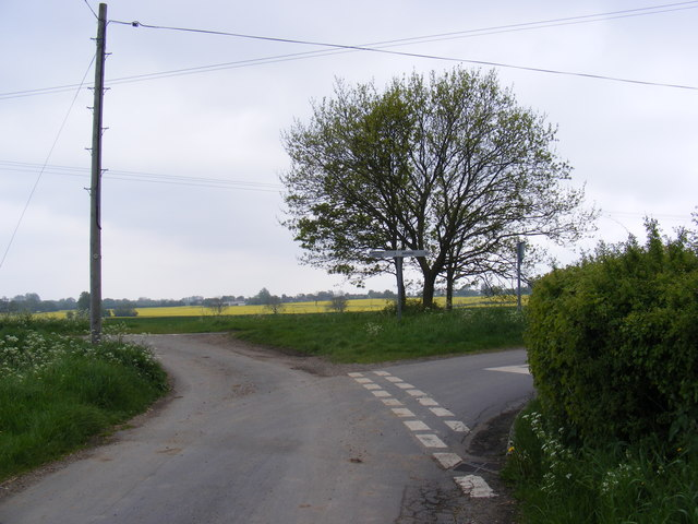 Church Road junction
