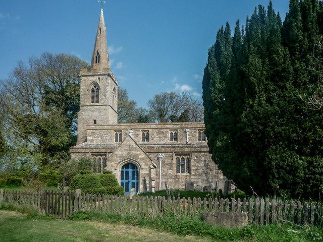 St.Andrew's Church, Steeple Gidding