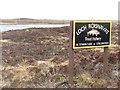 NB4039 : Loch Roisnavat Trout Fishery by M J Richardson