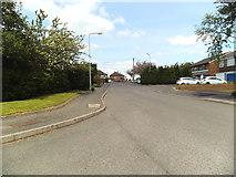 SO9394 : Hinchliffe Avenue Scene by Gordon Griffiths