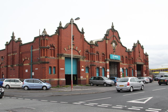 Canning Road Bus Depot